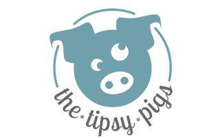 The Tipsy Pigs Logo